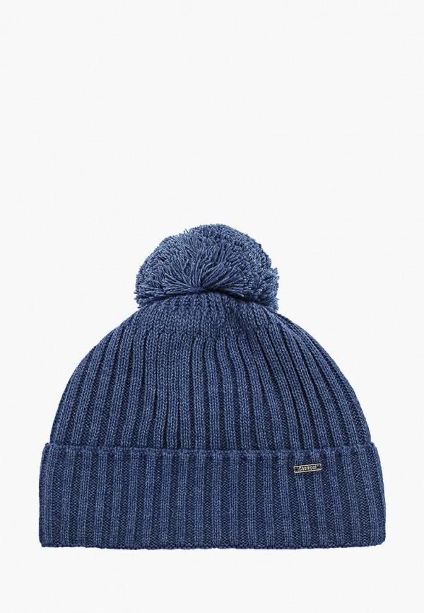 шапка coompol для мальчика, синяя