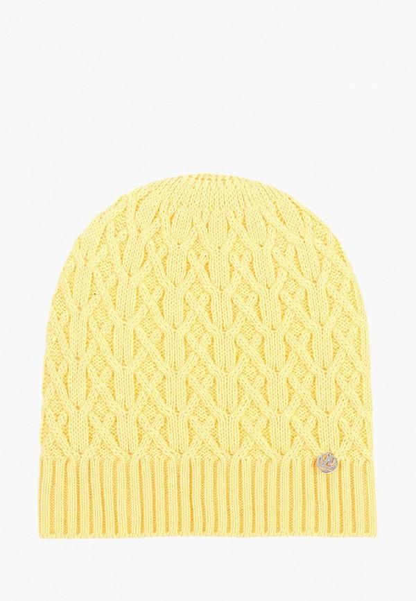 мужская шапка coompol, желтая