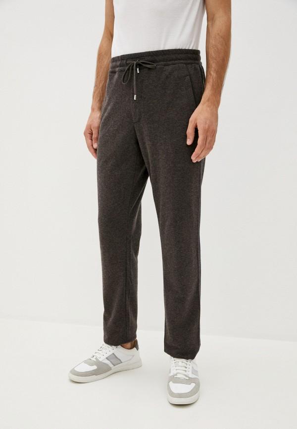 мужские спортивные брюки cortigiani, коричневые