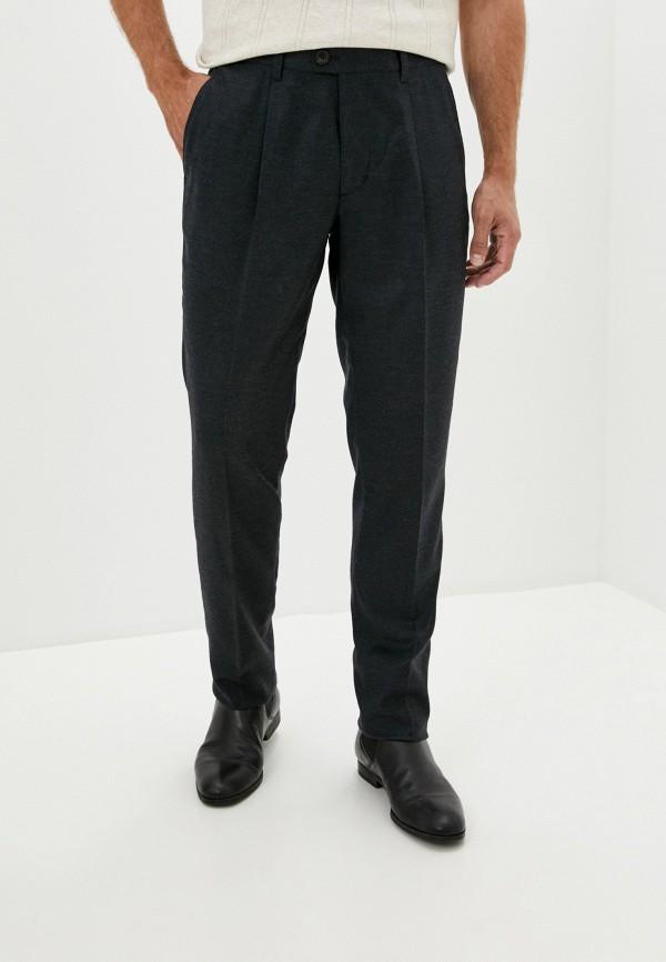 мужские классические брюки cortigiani, серые
