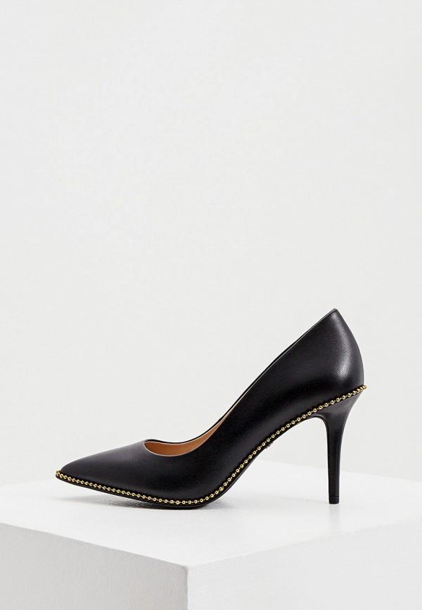 женские туфли coach, черные