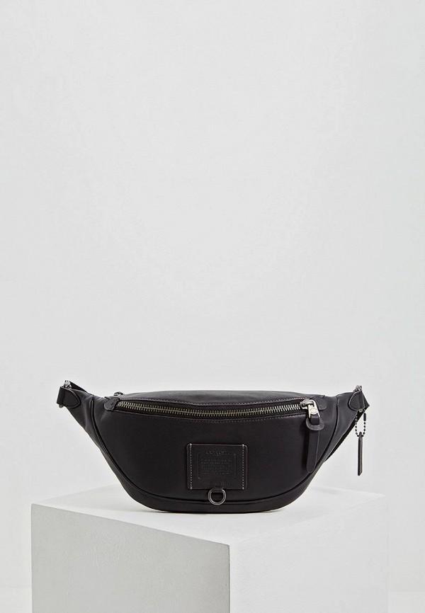 Сумка поясная Coach Coach CO069BMDUUO1 coach черная сумка с логотипом foldover