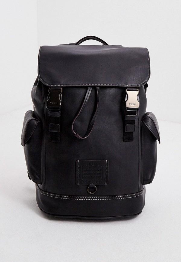 мужской рюкзак coach, черный