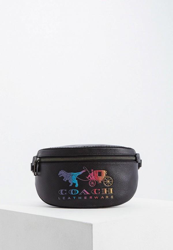 Сумка поясная Coach Coach CO069BWFRDC3 сумка поясная coach coach co069bwduuo0