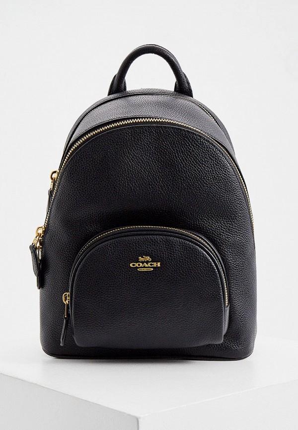 женский рюкзак coach, черный