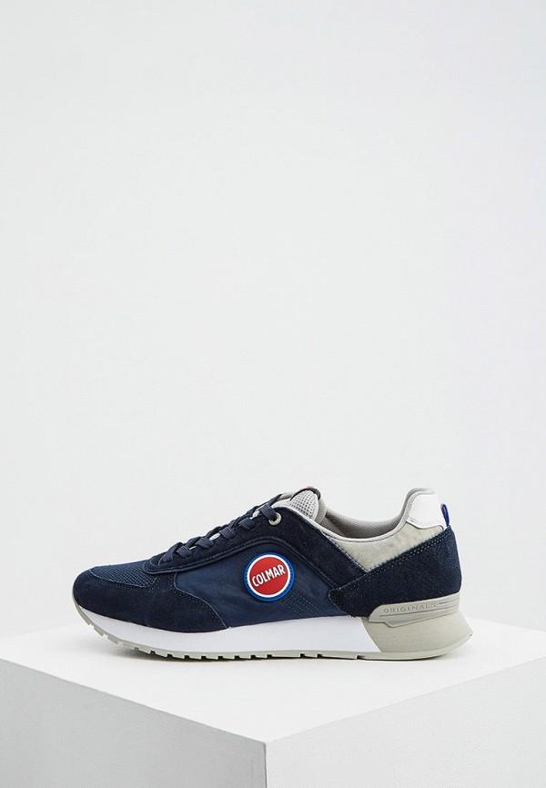 мужские кроссовки colmar, синие
