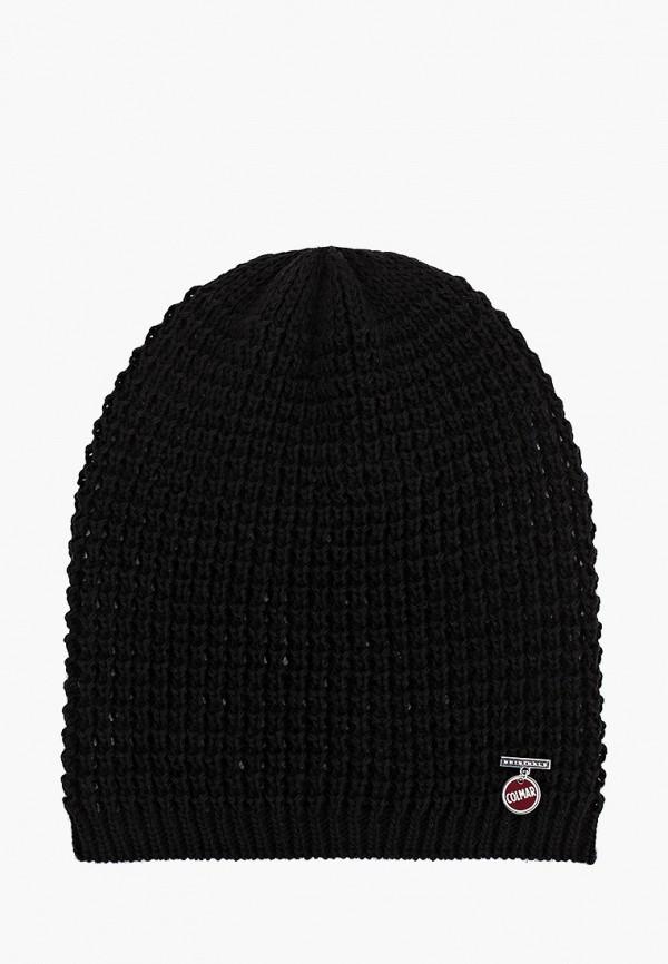 женская шапка colmar, черная