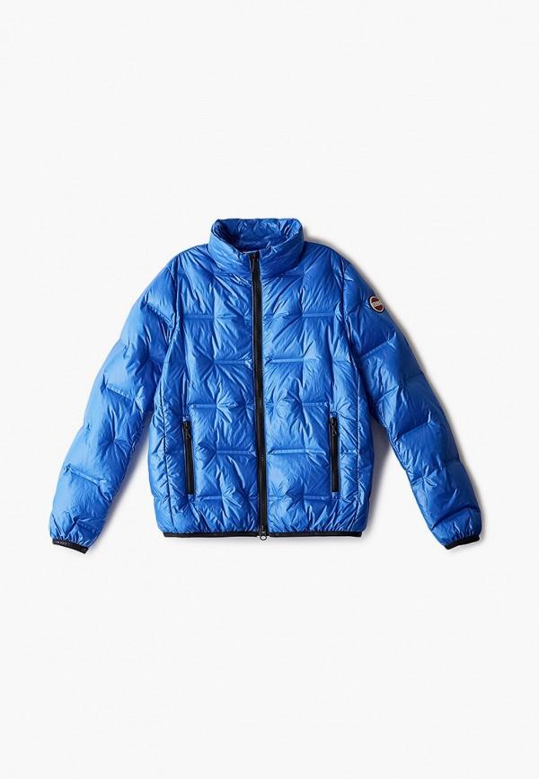 куртка colmar для мальчика, синяя