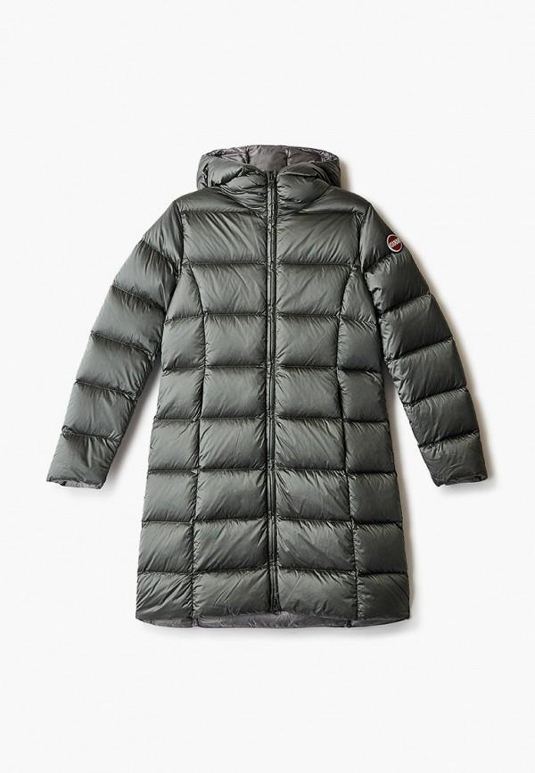 куртка colmar для девочки, хаки
