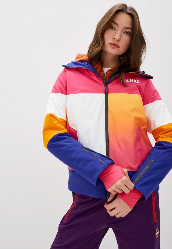 Куртка горнолыжная Colmar Colmar CO070EWHDJJ2 colmar куртка утепленная мужская colmar technologic
