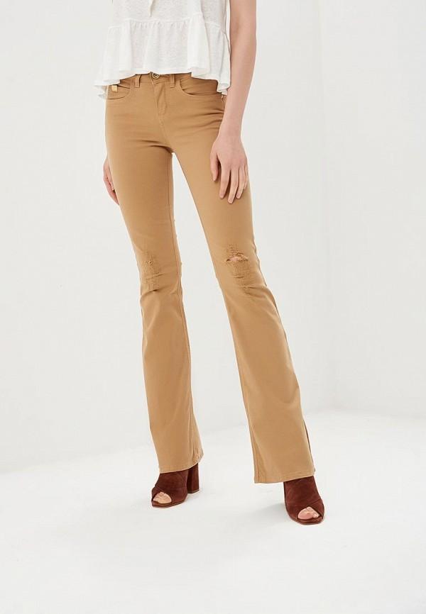 женские повседневные брюки colcci, бежевые