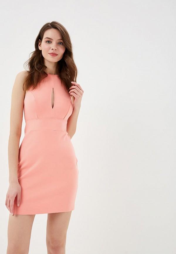 женское повседневные платье colcci, розовое