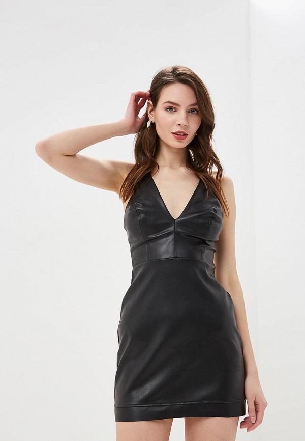Кожаные платья Colcci