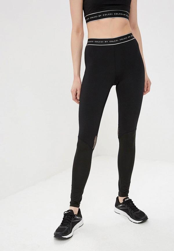 женский спортивный костюм colcci, черный