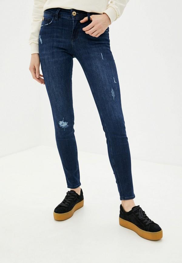женские джинсы colcci, синие