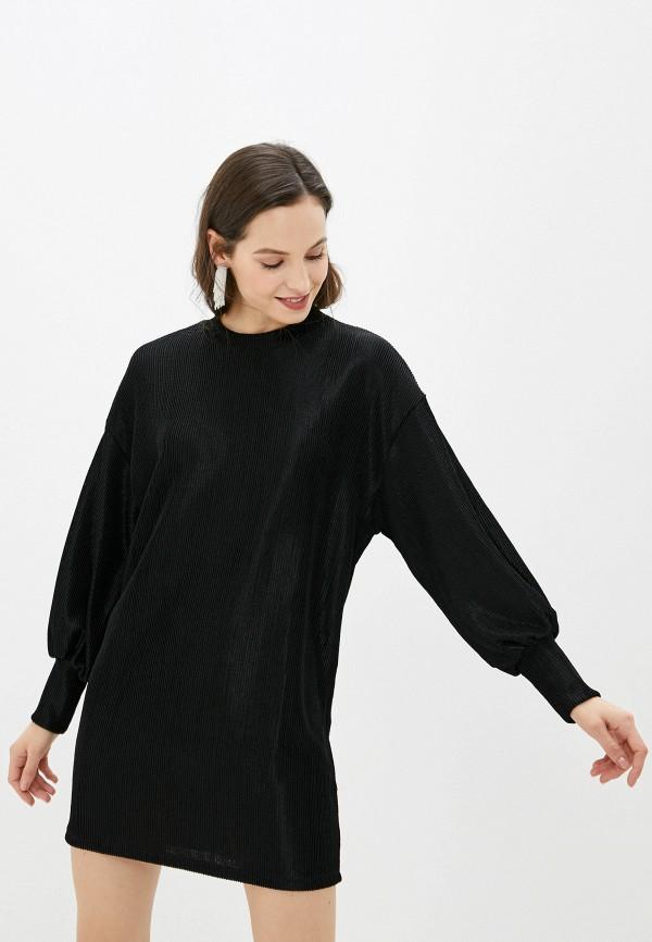 женское повседневные платье colcci, черное