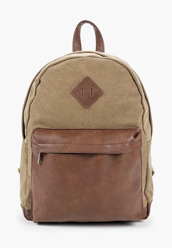 мужской рюкзак code, коричневый