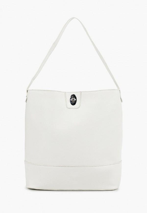 женская сумка code, белая