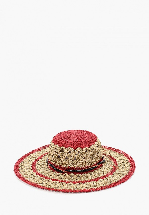 женская шляпа code, бежевая