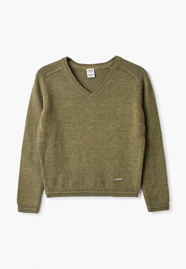 пуловер code для мальчика, хаки