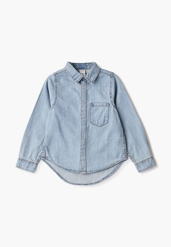 Рубашка джинсовая Code