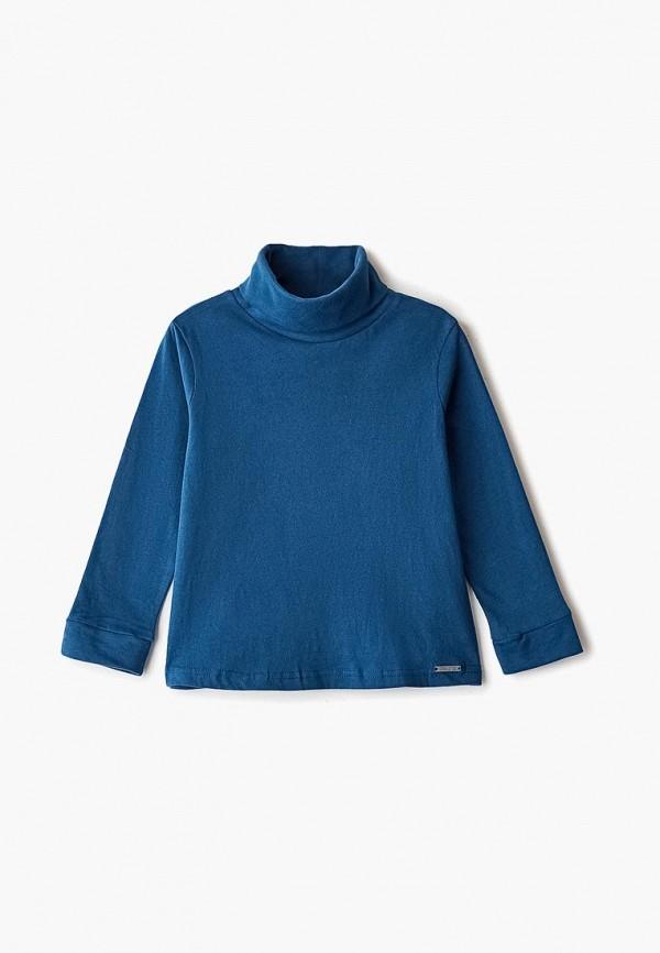 водолазка code для девочки, синяя