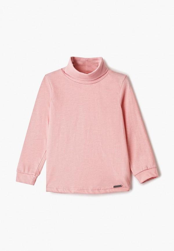 водолазка code для девочки, розовая