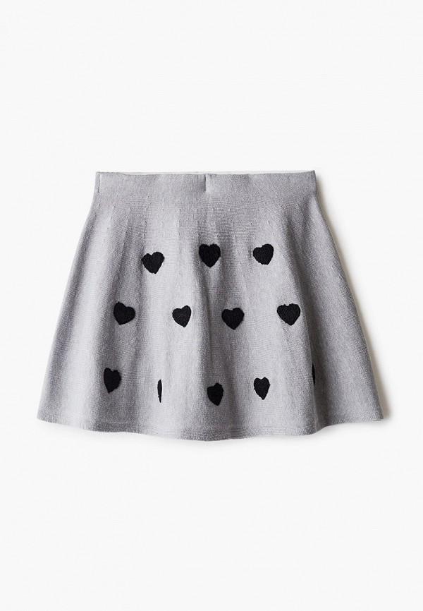 юбка code для девочки, серая