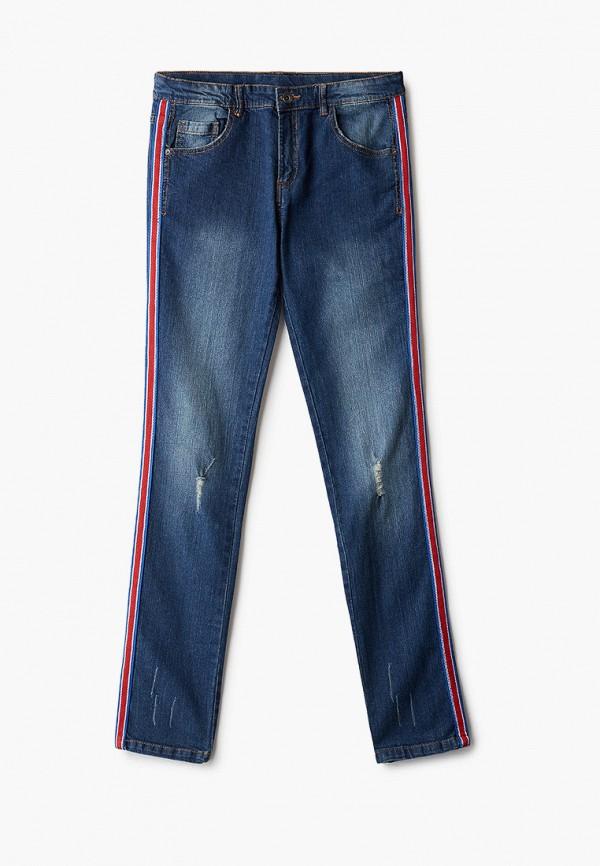 джинсы code для девочки, синие