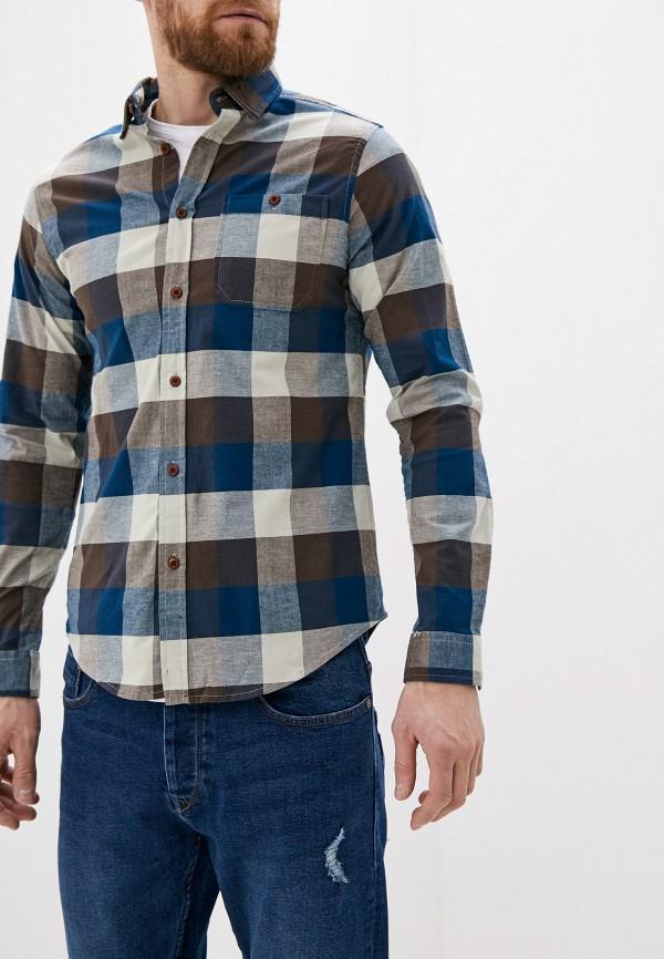 мужская рубашка с длинным рукавом code, разноцветная
