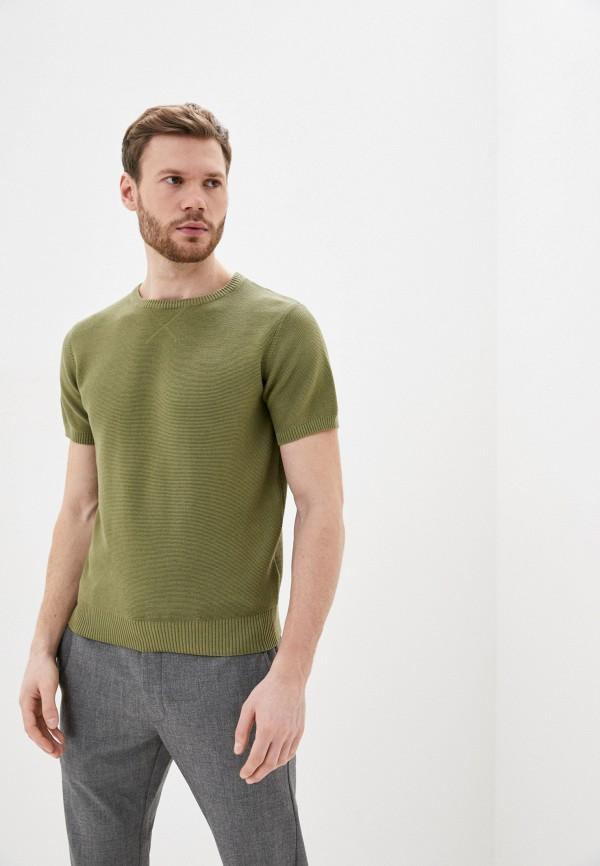 мужской джемпер code, зеленый
