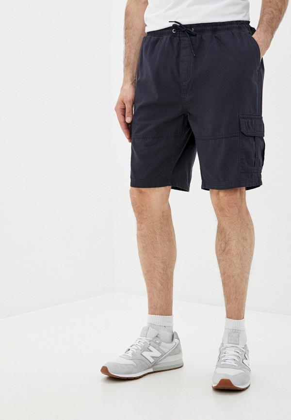 мужские повседневные шорты code, синие