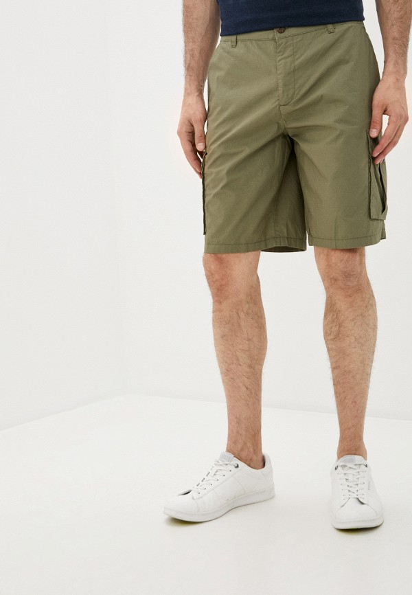 мужские повседневные шорты code, хаки