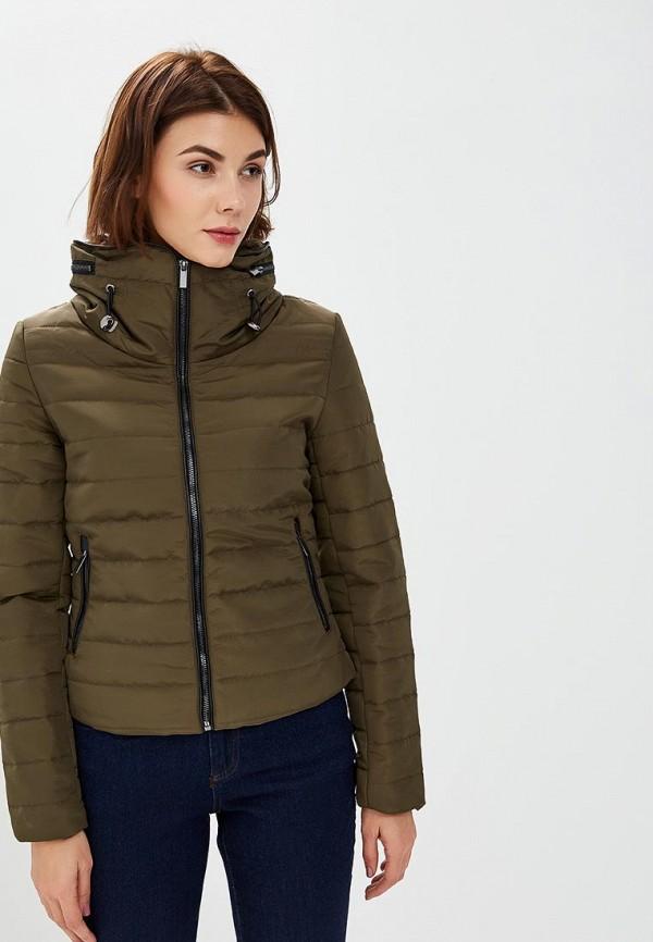 Куртка утепленная Code Code CO073EWCRLK9 футболка sportmax code sportmax code sp027ewdqnf2