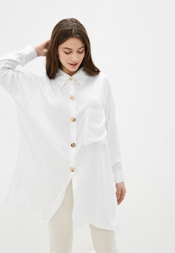 женская блузка code, белая