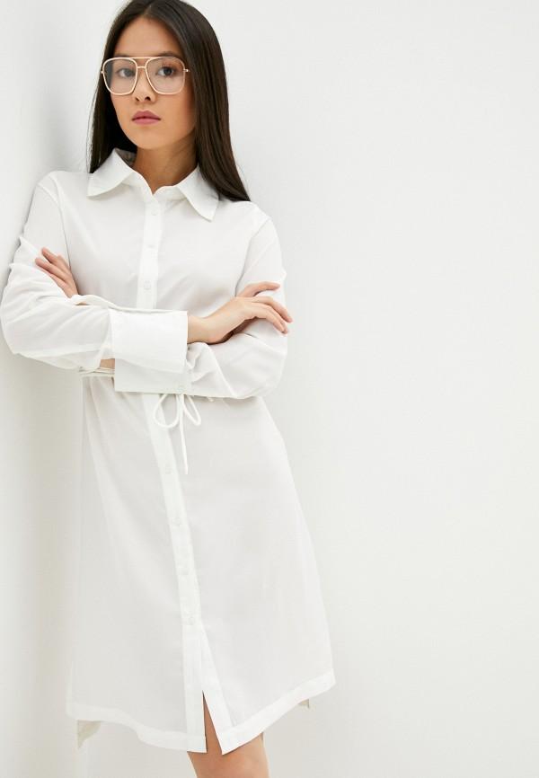 женское платье code, белое