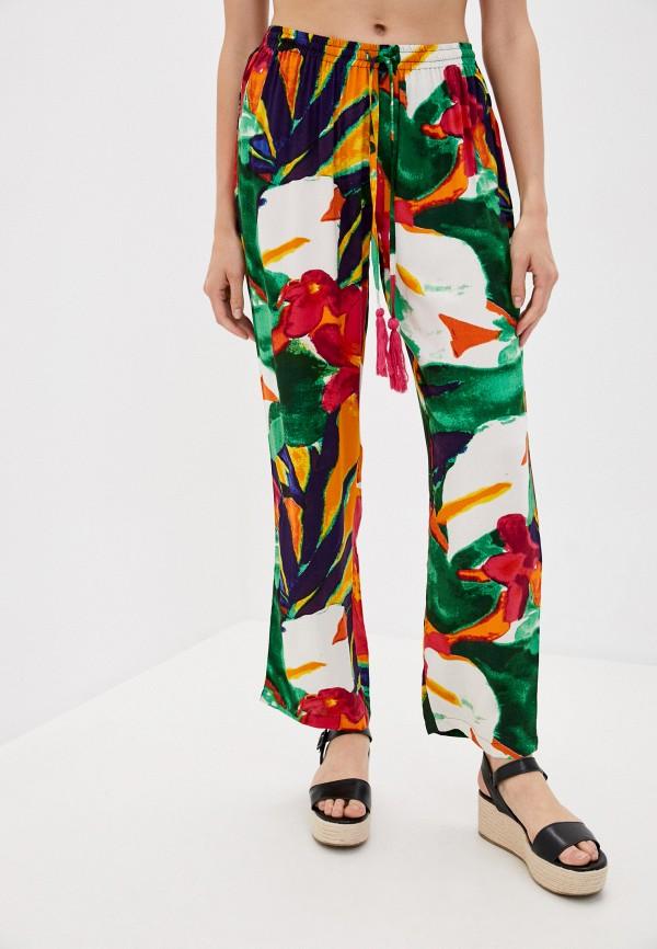 женские повседневные брюки code, разноцветные