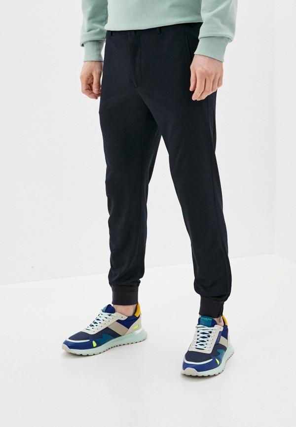 мужские повседневные брюки corneliani, синие