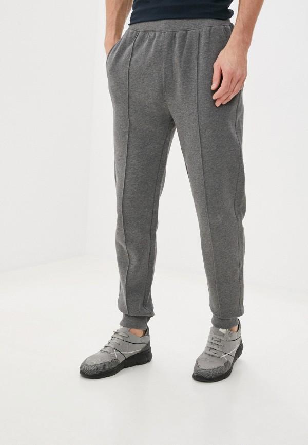 мужские спортивные брюки corneliani, серые