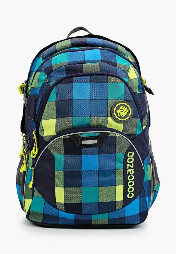 рюкзак coocazoo для мальчика, разноцветный