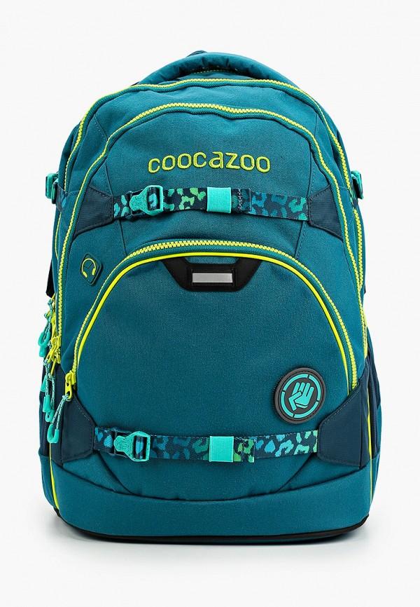 рюкзак coocazoo малыши, зеленый