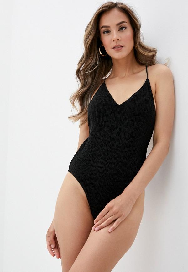 женский купальник cotazur, черный