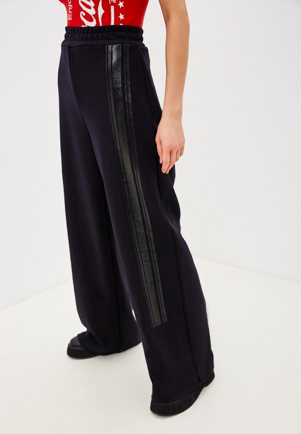 женские спортивные брюки coca cola jeans, черные