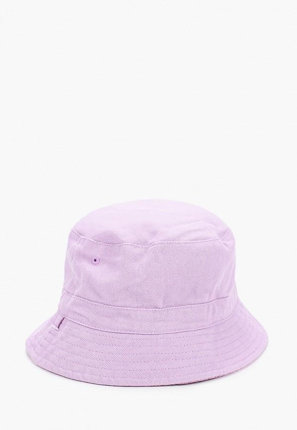 панама cotton on для девочки, фиолетовая