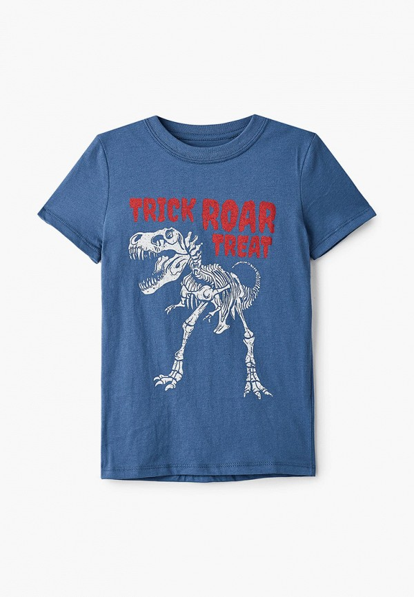 футболка с коротким рукавом cotton on для мальчика, синяя