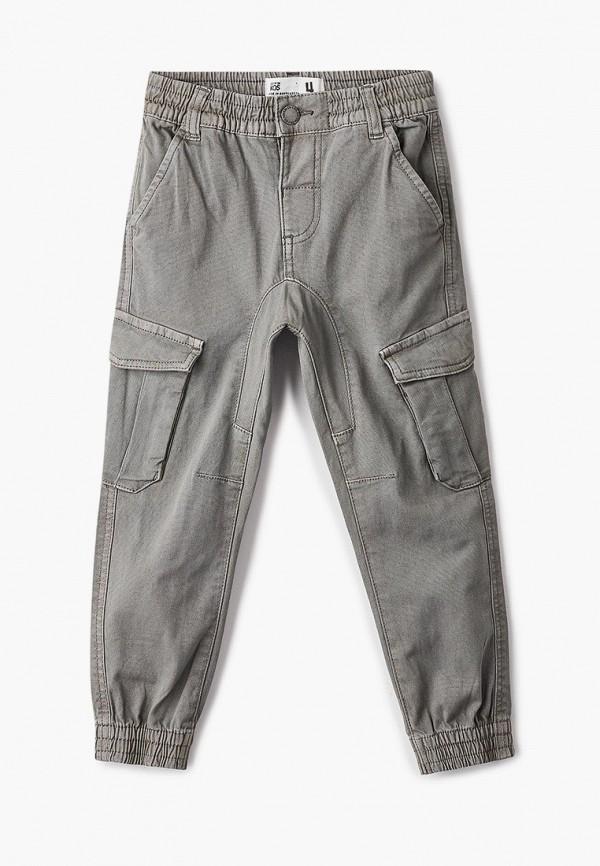 брюки cotton on для мальчика, хаки