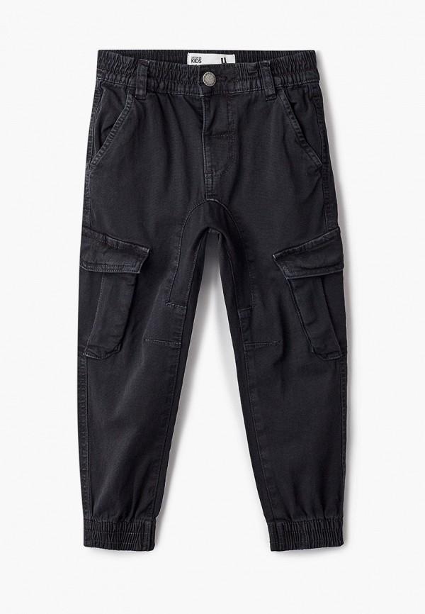 брюки cotton on для мальчика, черные