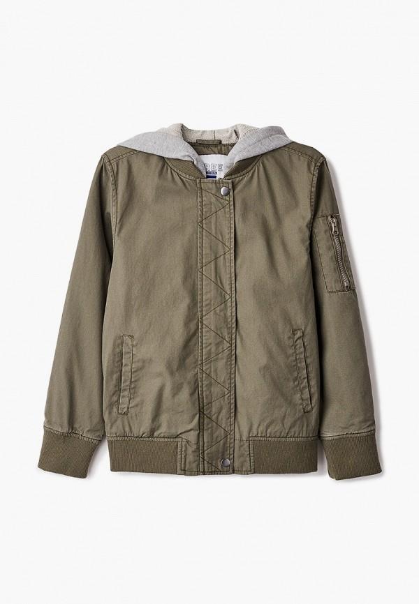 куртка cotton on для мальчика, хаки