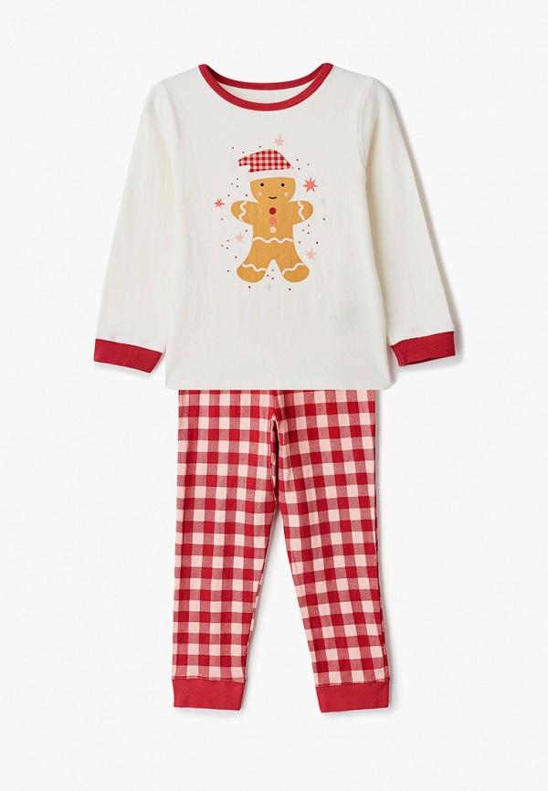 пижама cotton on для девочки, разноцветная