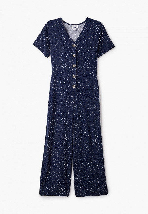 комбинезон cotton on для девочки, синий